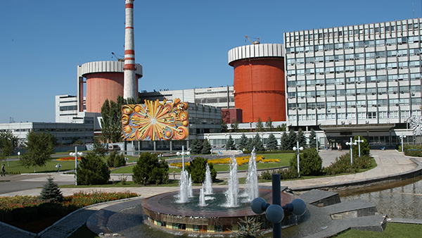 WALKDOWNS AND SEISMIC QUALIFICATION, SOUTH UKRAINE NPP